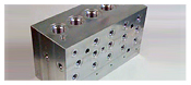 CNC Milling of Aluminum Manifold for the High Pressure Air Systems Industry